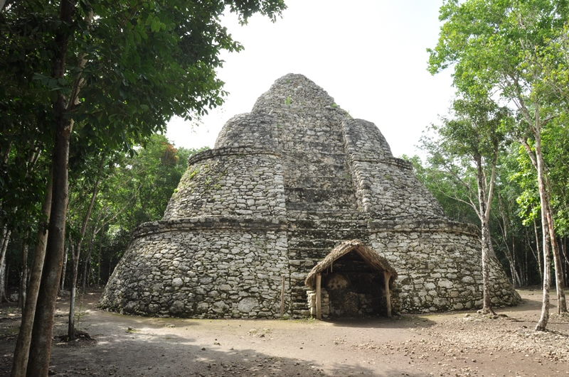 Observatoriet, Cobá, Mexico