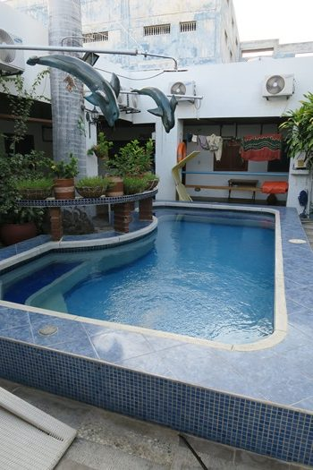 Vores hotel i Santa Marta, Colombia