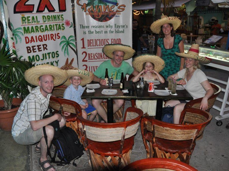 Velkommen til Mexico