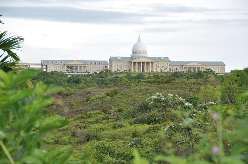 Regeringsbygningen på Palau