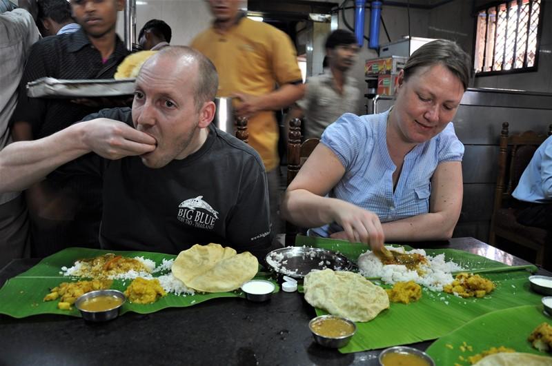 Indisk mad når det er bedst, Chennai