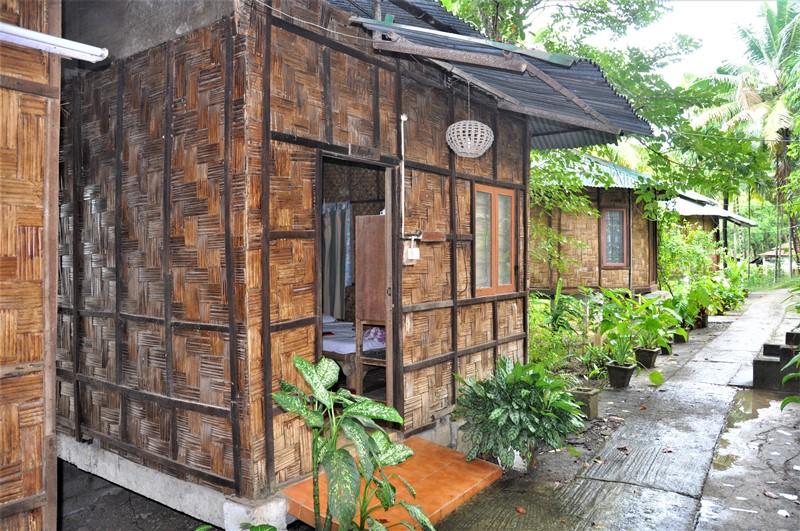 Vores hytte uden for Port Blair
