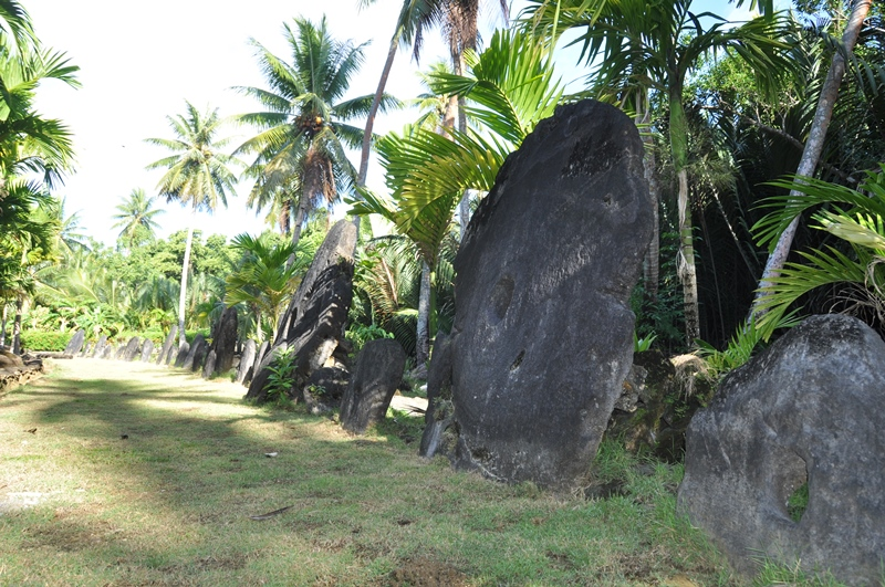 Stone Money, Yap