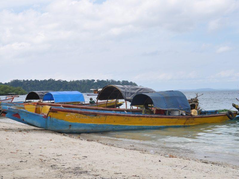 Havelock, Andamanerne