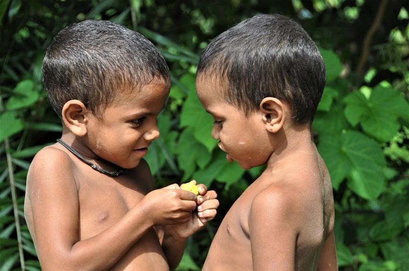 To brødre, Havelock, Andamanerne