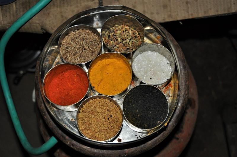 Indiske krydderier, Neil Island, Andamanerne