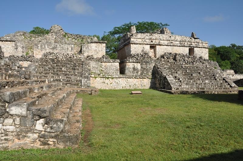 Ruinerne ved Ek Balam