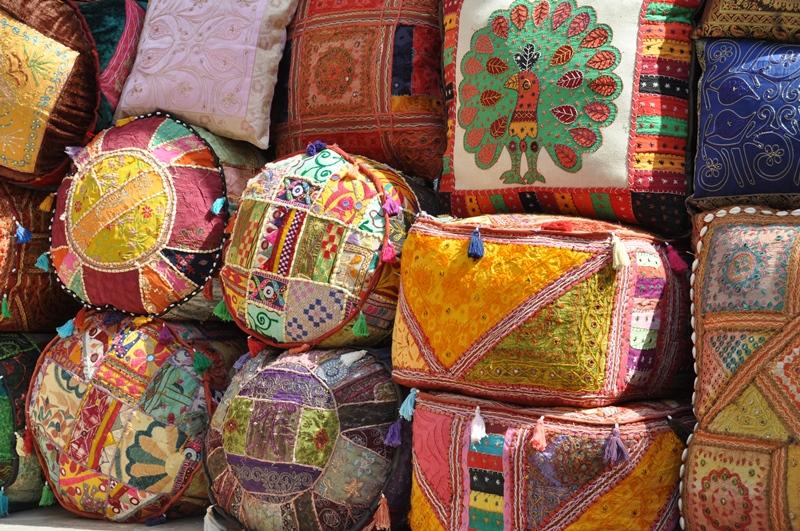 Bazaren i Det gamle Dubai