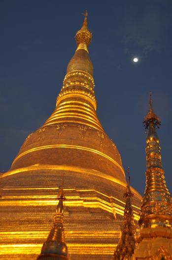 Sswedagon Paya, Yangon, Myanmar