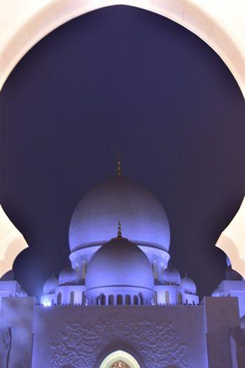 Sheikh Zayed, Abu Dhabi