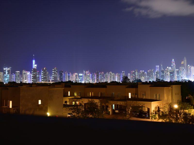 Tilbage i Dubai