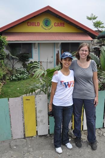Den nye børnehave, Smokey Mountains, Filippinerne