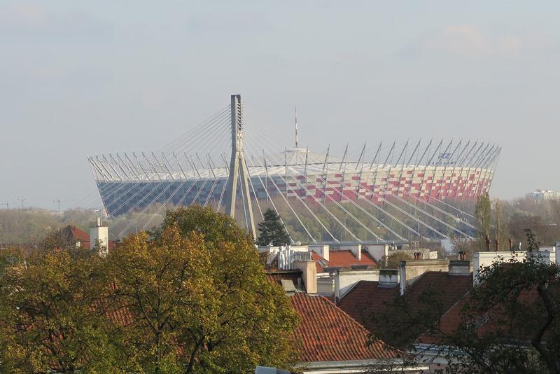 Stadion, Warszawa