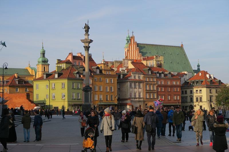 Slotspladsen, Warszawa
