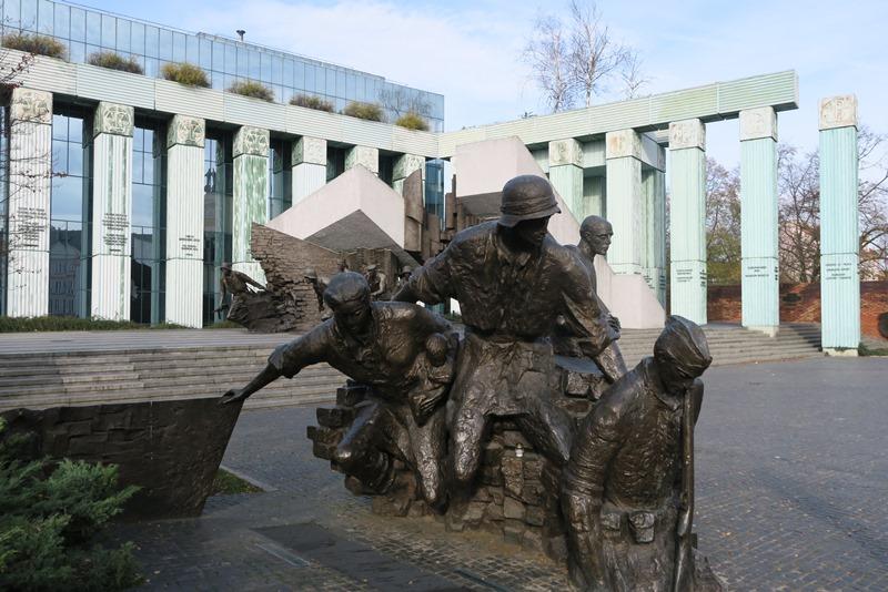 Opstanden i Warszawa
