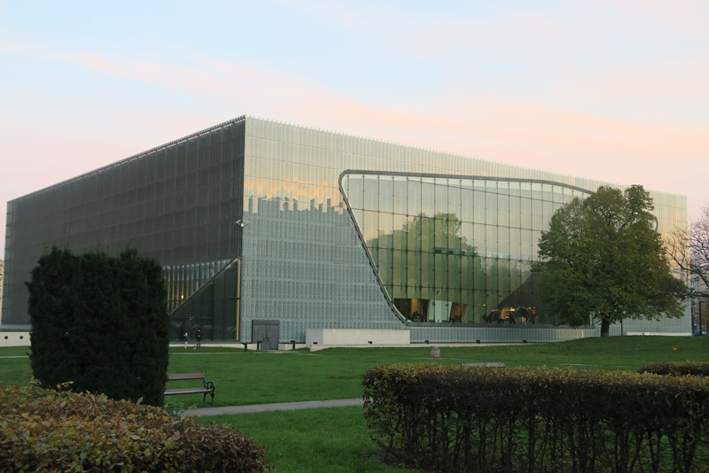 Polin museum, Warszawa