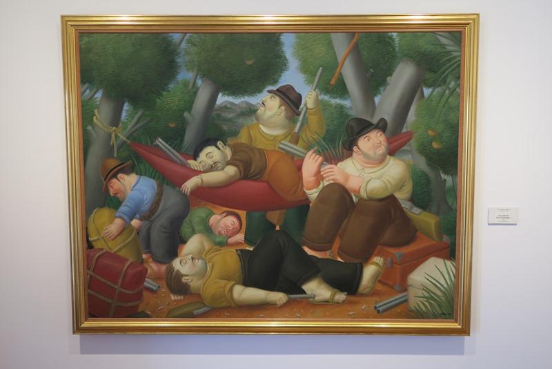 Billede af Botero, Boteromuseet, Bogota, Colombia