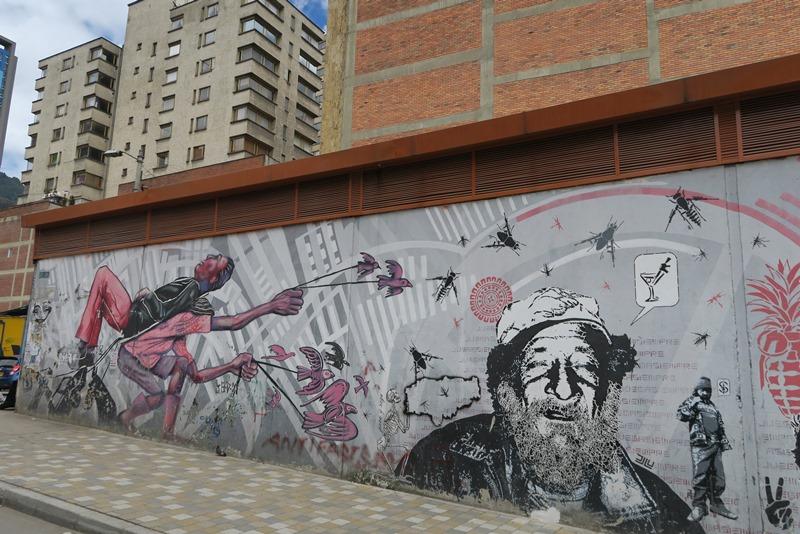 DJLu, Bogota, Colombia