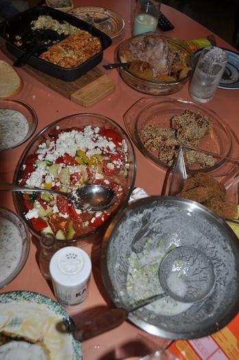 Middag hjemme hos Maya og Stefan, Sofia