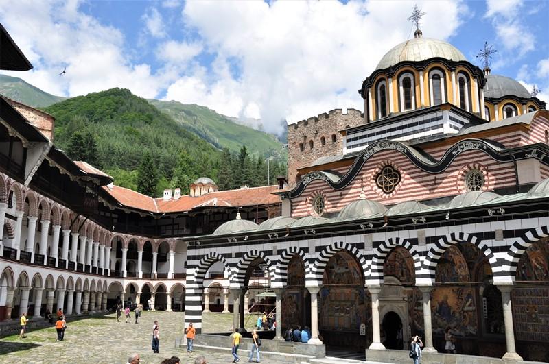 Rila kloster, Bulgarien