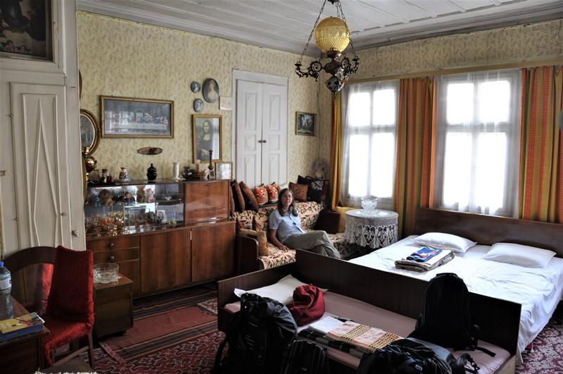I Elenas hus, Bulgarien