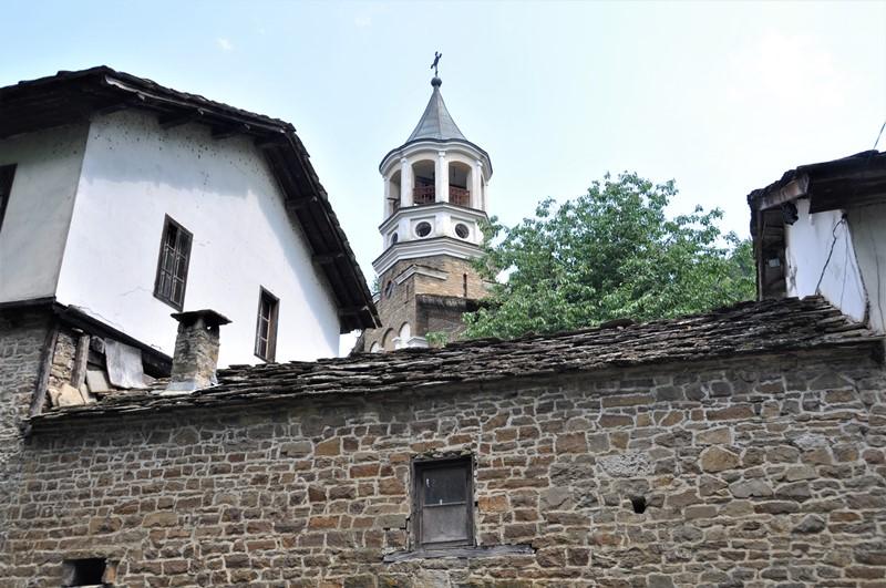 På tur til kloster, Bulgarien