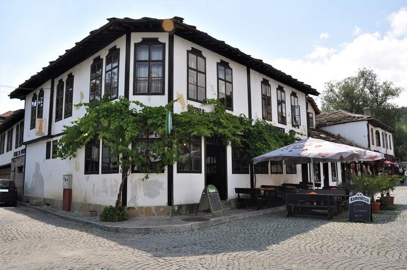 Vores hotel i Tryavna, Bulgarien