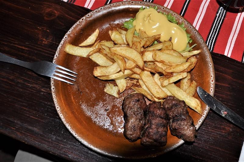 Lækker mad i Rumænien