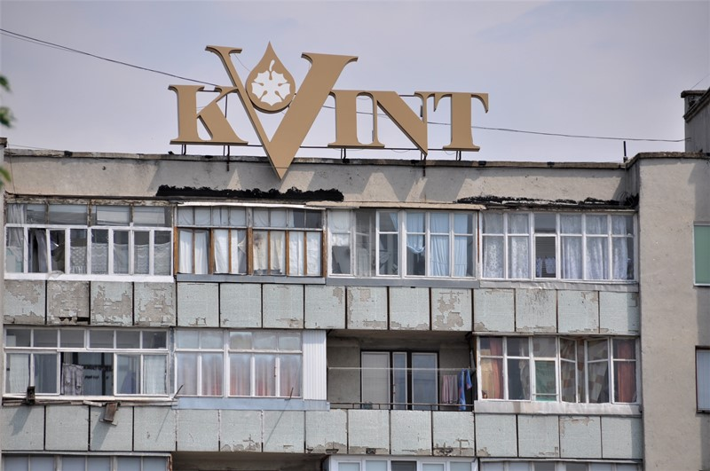 Cognacfabrikken Kvint, Transnistra