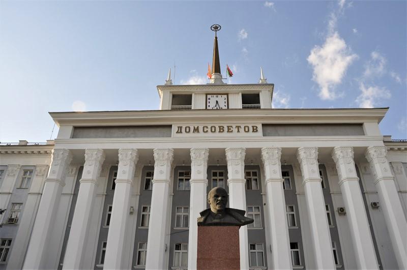 Tiraspol, Transnistrien