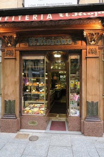 El Riojano, Food tour, Madrid