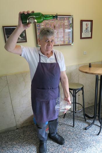 Der heldes cider op, Madrid