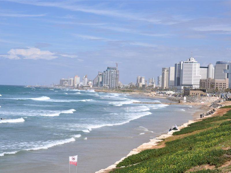 Tel Aviv er en fed by