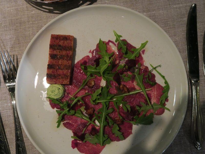 Lækker mad i Tromsø, Norge