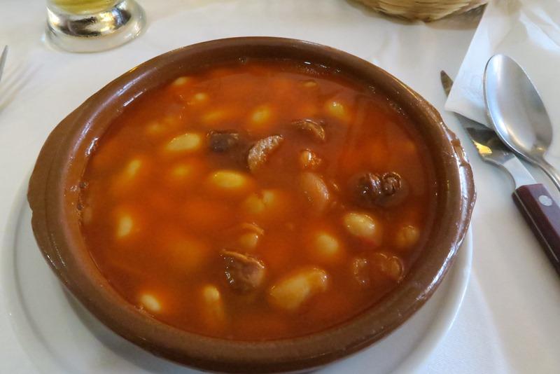 Bønnesuppe, Ávila, Spanien