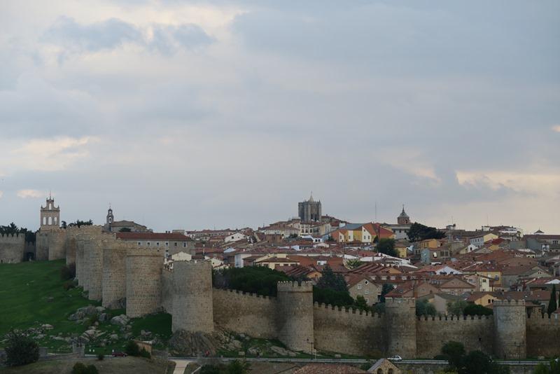 Smukke Ávila, Spanien