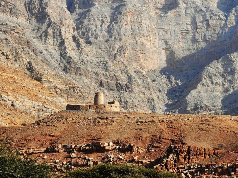 Borg i Oman