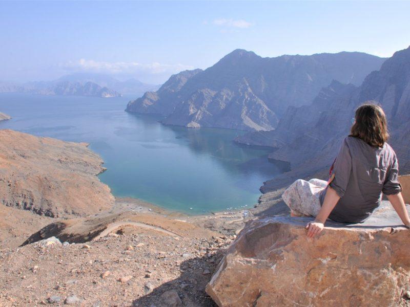 De fantastiske fjorde ved Musandam