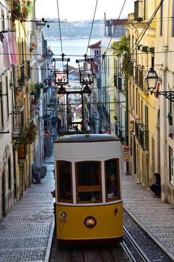 Ikoniske Lissabon, Portugal