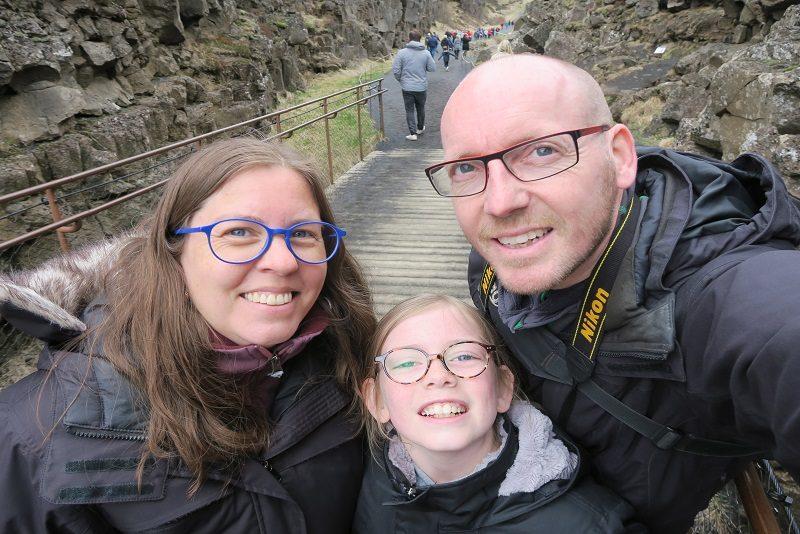 Thingvellir, Island