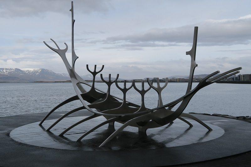 Solværd, Reykjavik, Island