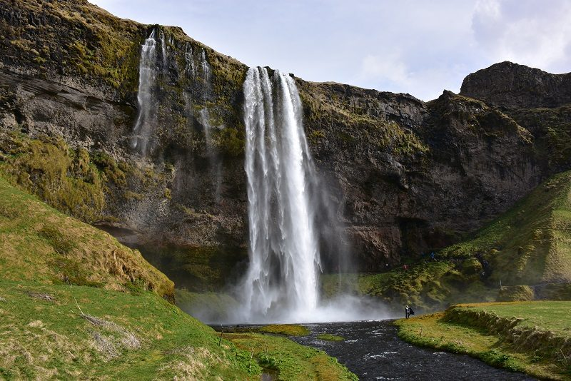 Seljalandsfoss, Island