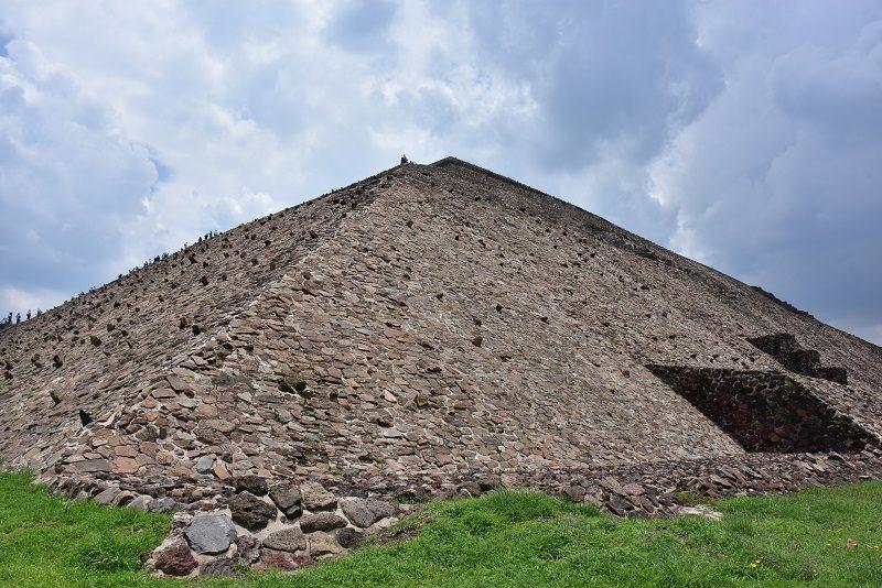 Solen, Teotihuacan, Mexico
