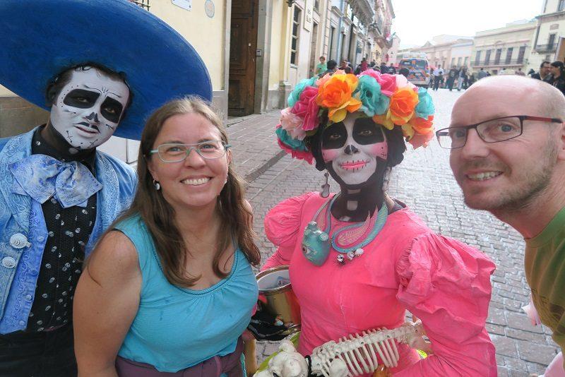 Coco look alike i Guanajuato, Mexico