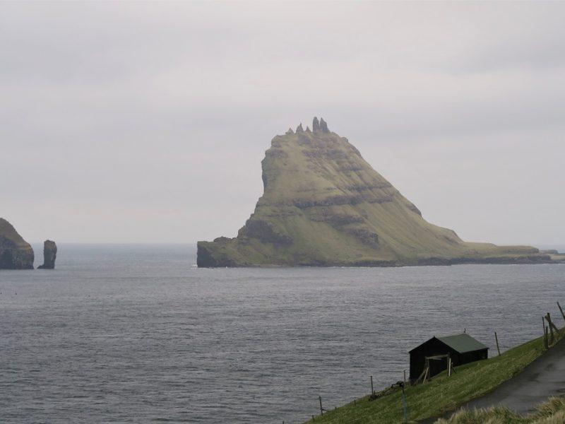 Smukke forrevne Færøerne