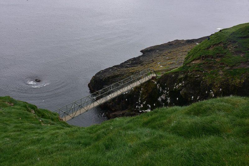 Atlanterhavsbroen, Mykines, Færøerne