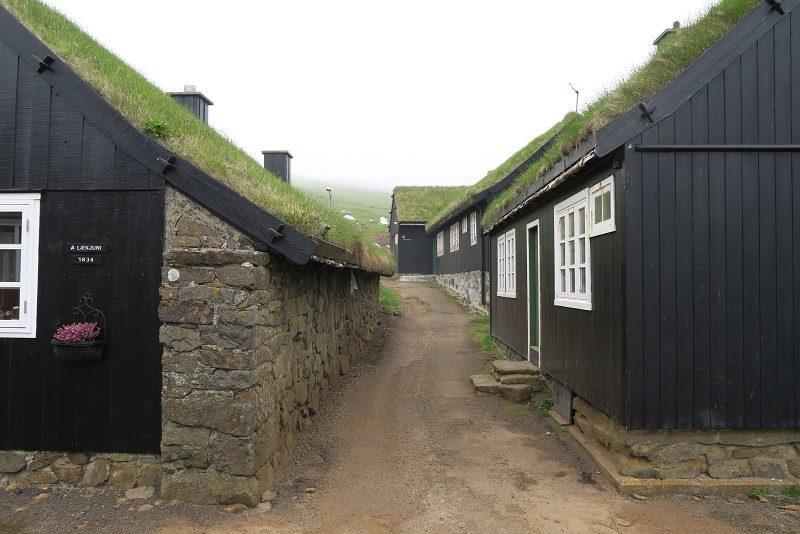 Bygden på Mykines, Færøerne