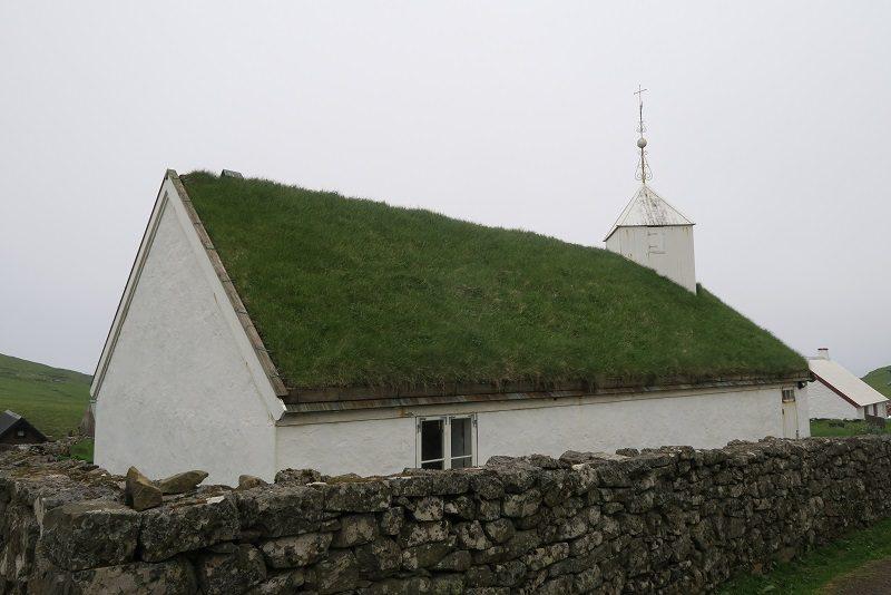 Kirken på Mykines, Færøerne