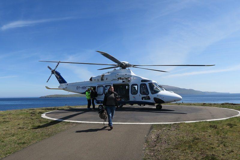 Heliporten i Tórshavn