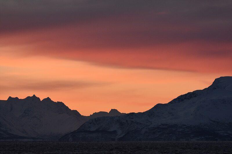 Tromsø om vinteren